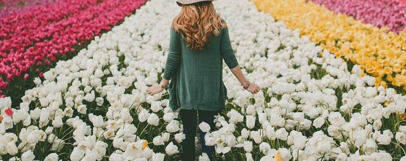 """Фестиваль тюльпанів """"Таємниці Великодньої Писанки"""""""