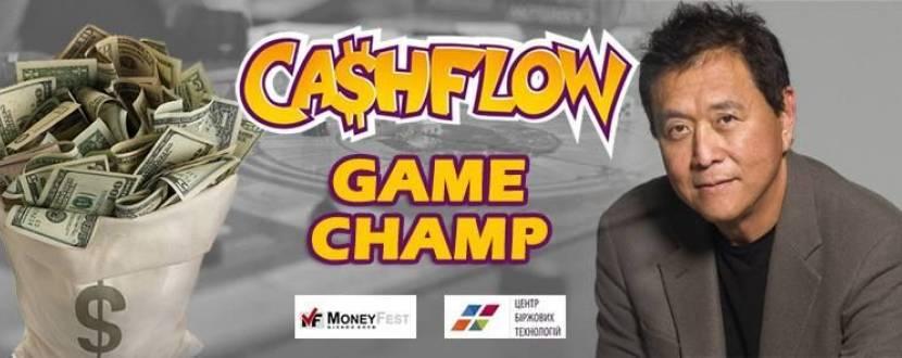 Крысиные бега: игра-тренинг Роберта Киосаки (2тур CashFlowChamp)