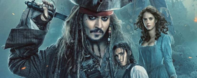 Пірати карибського моря: помста