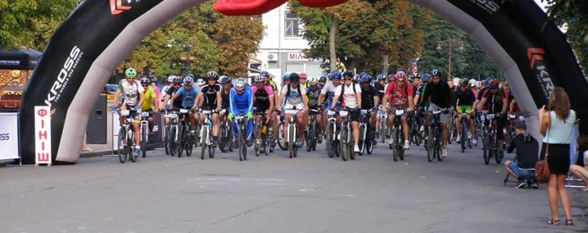 Велоперегони Подільська Сотка 2018