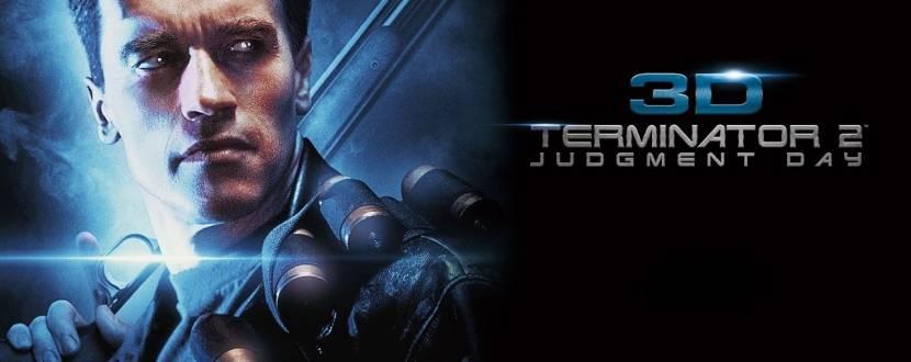 """Бойовик """"Термінатор 2: Судний день"""" у 3D"""