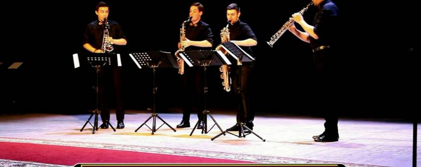 Концерт NEW AGE SAX QUARTET у Житомирі
