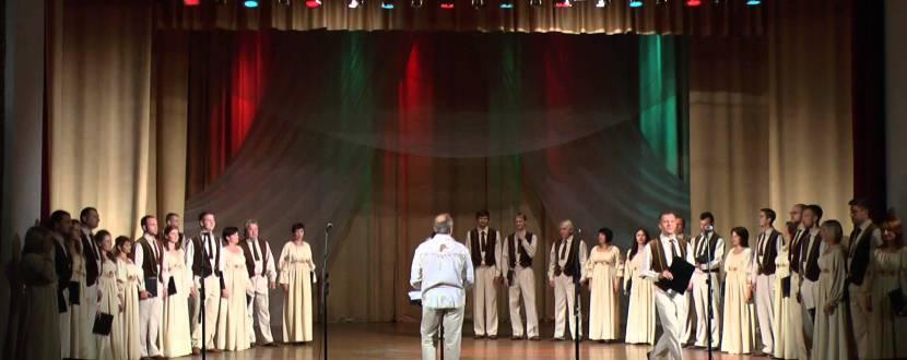 Концерт академічної хорової капели «Орея»