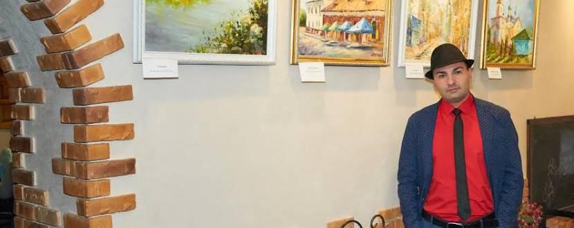 Персональна виставка живопису Артура Хачатряна