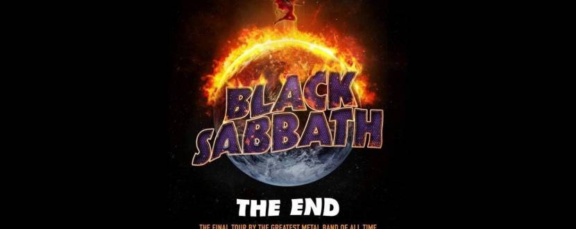"Фильм ""Black Sabbath - End of the Beginning"""