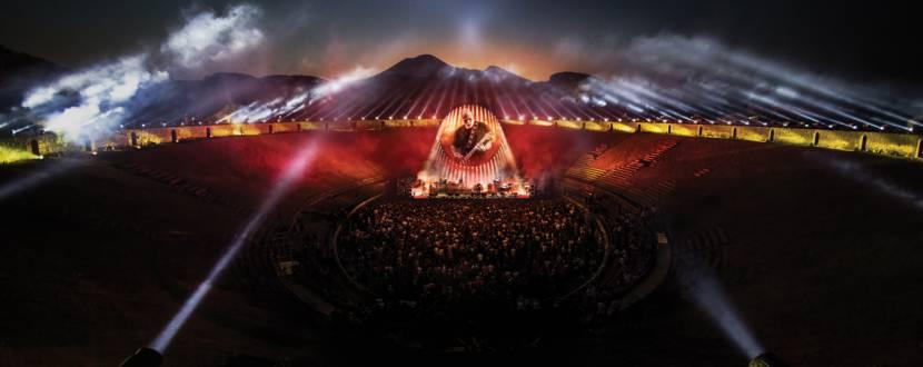 Фильм David Gilmour: Live At Pompeii