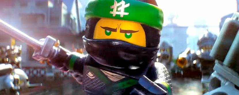 """Анімація """"Lego. Ніндзяго Фільм"""""""