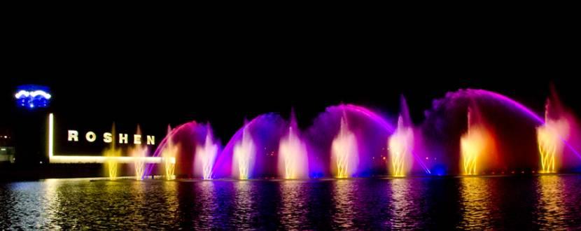 Тур до Вінниці: екскурсія + фонтани