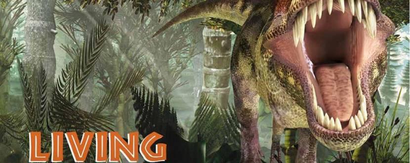 Живі динозаври