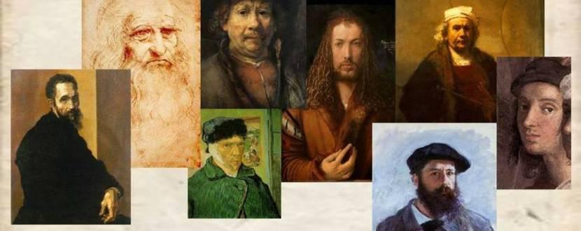 Тайны автопортрета в европейской живописи