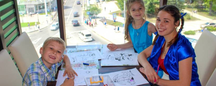 Дитячі творчі майстер-класи