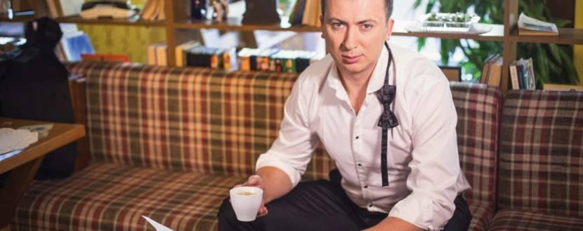 Валерій Жидков з програмою в Житомирі