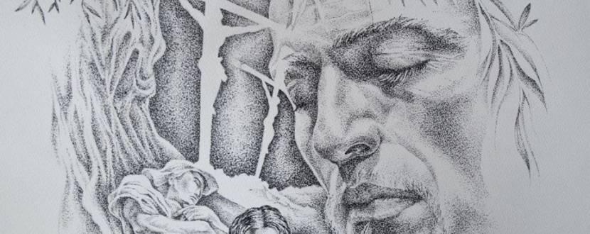 """""""Чорно-білі сни"""". II Персональна виставка графіки Михайла Заворотнього"""