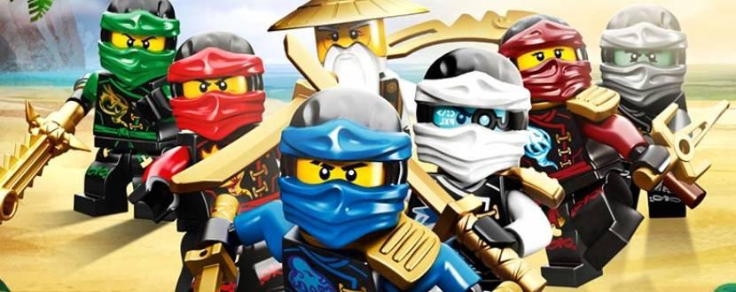 Спектакль Новый Год в Лего-сити