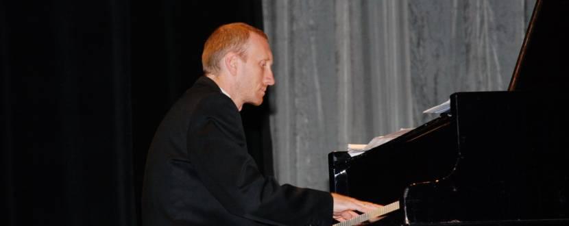 Джаз-концерт тріо Олексія Пєтухова і Катерини Кравченко (Одеса)
