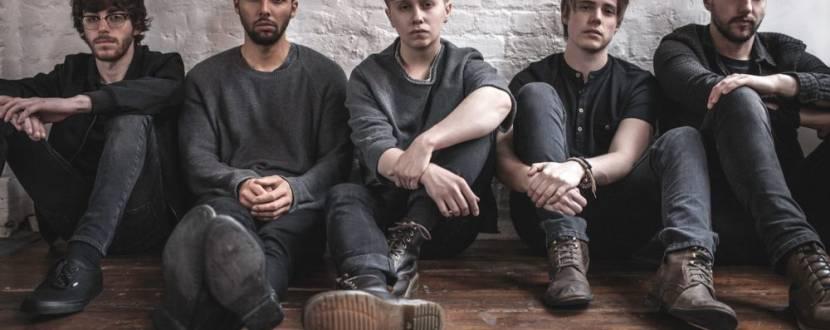 Британська група Nothing But Thieves з концертом у Львові