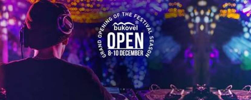 Офіційне відкриття фестивального сезону в Буковелі
