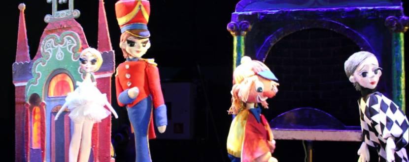 Лялькова вистава Стійкий олов'яний солдатик