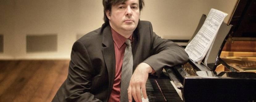 Концерт Олега Полянського, фортепіано