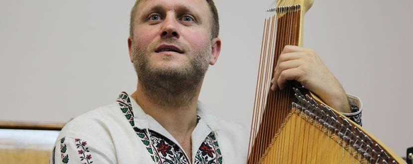 Концерт Віктора Пашніка