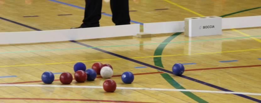 Міський турнір з бочча серед людей з інвалідністю
