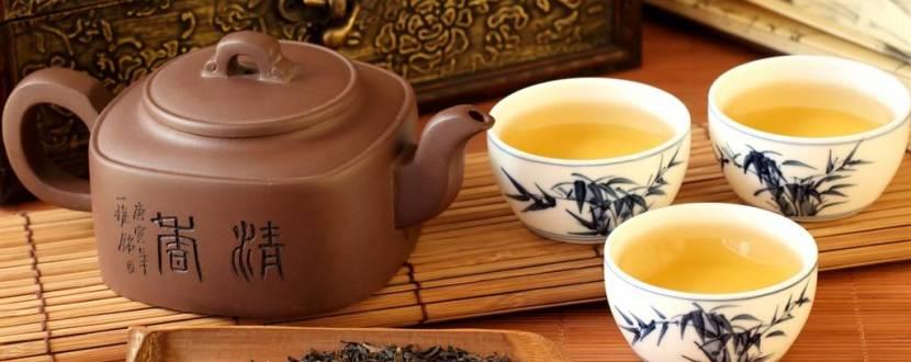 Чайна церемонія. Простір Чаю