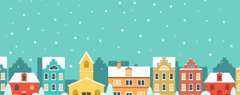 Казкова зима на Подолі