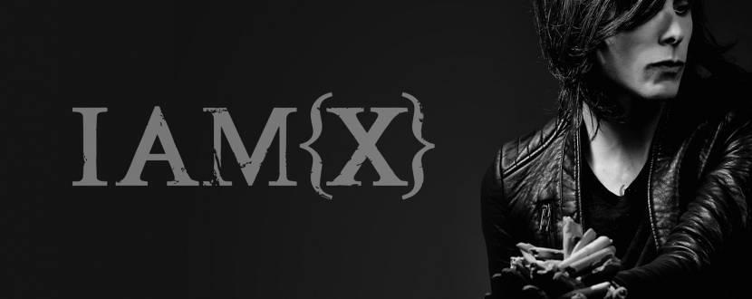 Гурт IAMX з концертом у Львові