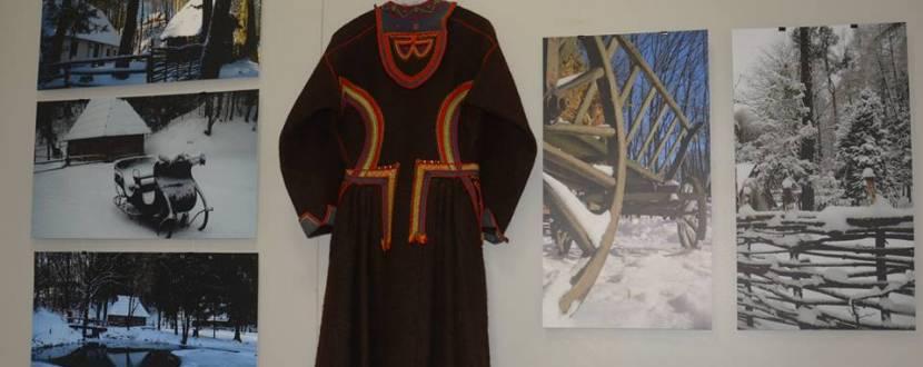 Зимова подорож в українську старовину - виставка