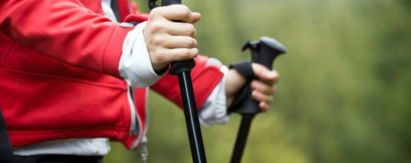 Скандинавська хода - спортивне заняття
