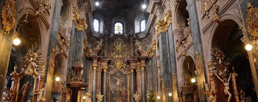 Розклад Богослужінь у Гарнізонному храму Петра і Павла