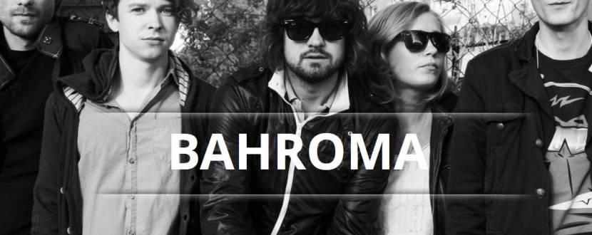 Концерт українського рок-гурту BAHROMA