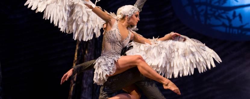 «Лебединое озеро» Фестиваль Киев Модерн-балет