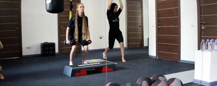 Відкриття нової фітнес-студії TRX-club Pantera