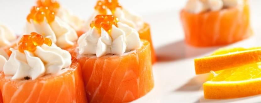 Майстер-клас з приготування суші