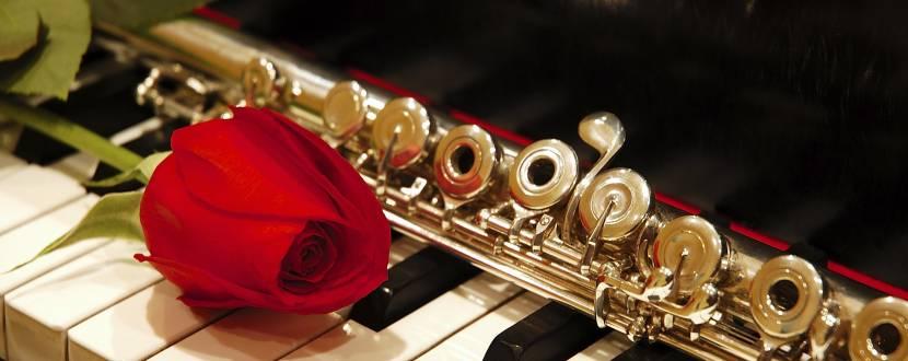 """Вечір-концерт """"Флейта і фортепіано"""""""