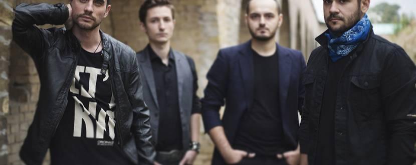 Концерт київського кавер-бенду «LaGrange»