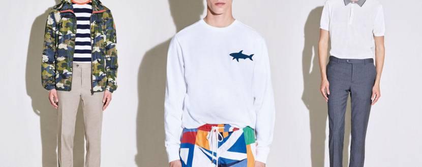 Магазин Paul&Shark Новая коллекция