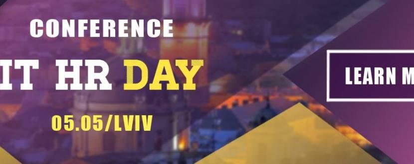 IT HR Day - Конференція для розвитку фахівців у сфері управління персоналом в IT і власників бізнесу зі всієї країни