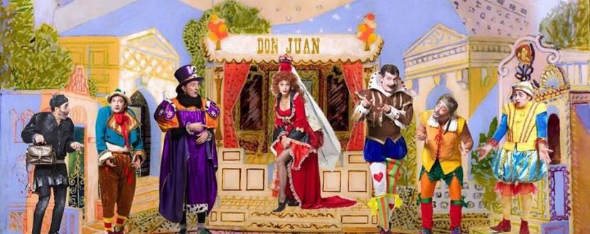 Спектакль Дон Жуан