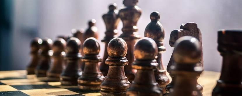 Чемпіонат області з шахів серед дітей до восьми років