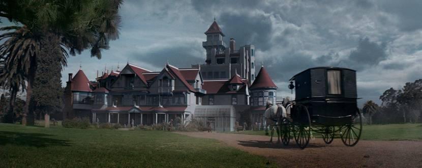 Вінчестер. Будинок, збудований привидами