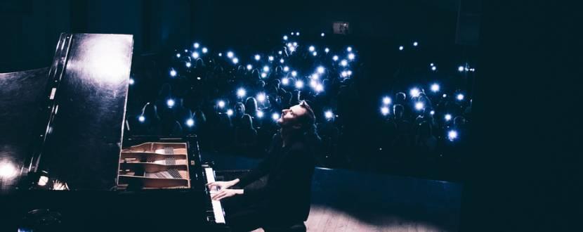 Єгор Грушин з концертом у Києві