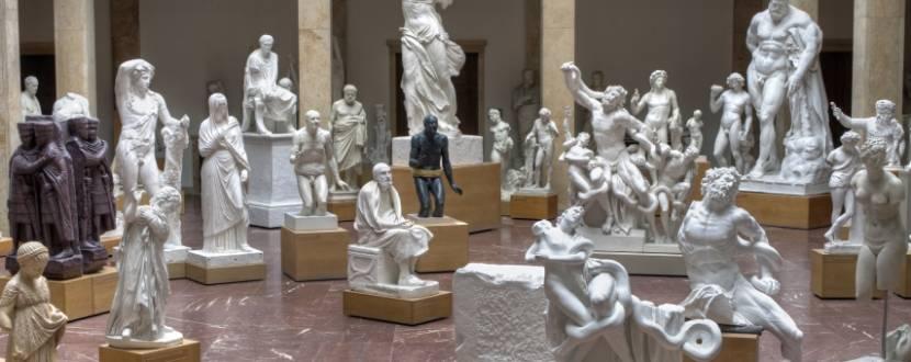 Виставка скульптур Олексія Леонова «За покликом серця»