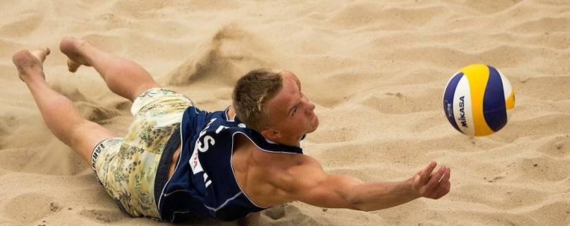 Турнір з пляжного волейболу серед команд силових структур