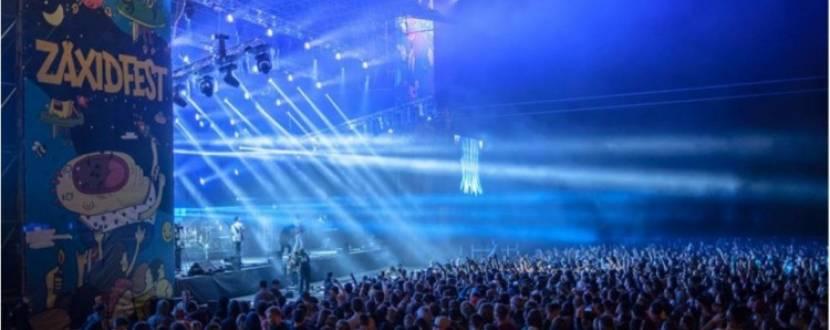 Фестиваль Zaxidfest 2018