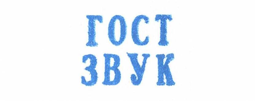 Вечеринка ГОСТ ЗВУК в ДСК ПОРТ