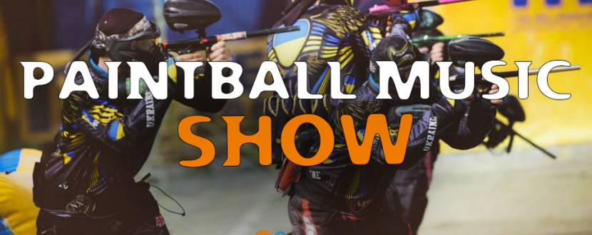 Paintball music show в Житомирі