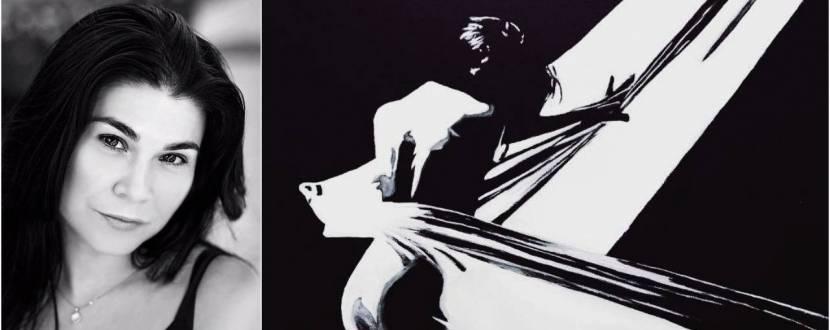 White&Black Stories - виставка Олександри Мусієнко