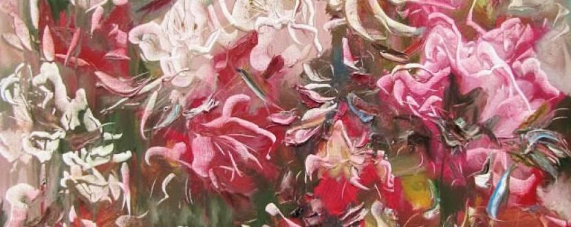 Квітне сад - Персональна виставка Любомира Мартинюка